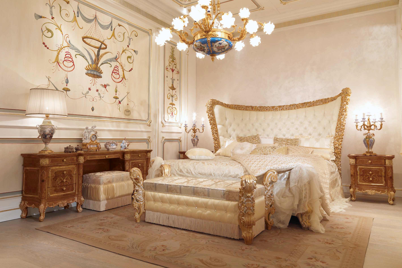 Domus Aurea - CHARM BOISERIE Camera da letto realizzata con boiserie ...