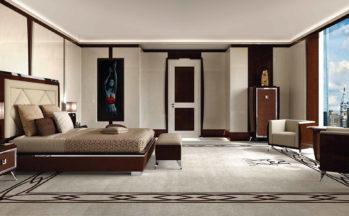 Rampoldi Casa - LUMIERE BEDROOM - Un viaggio lungo la notte verso l'esclusività. Ambienti ricercati caratterizzati da un design esclusivo.