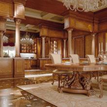 The Kitchens - Domus Aurea - Dettaglio tavolo e sedie