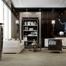 Office Contemporary - Presidential Office Project