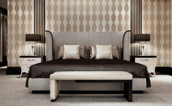 Bedroom Contemporary - Modello Kry Class Collection - Rampoldi Casa