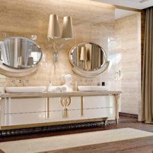 Bathroom Contemporary - Bagno Divina - Rampoldi casa