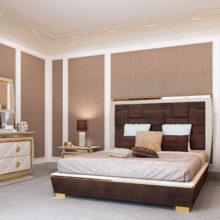 Bedroom Contemporary - Lumière - Rampoldi Casa