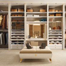 Wardrobe Contemporary - Cabina armadio Lumière - Rampoldi Casa