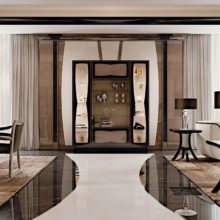 Dining Contemporary - Class Collection - Rampoldi Casa