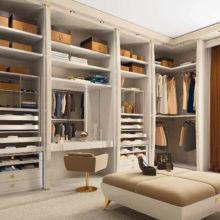 Wardrobe Contemporary - Cabina armadio 2 Lumière - Rampoldi Casa