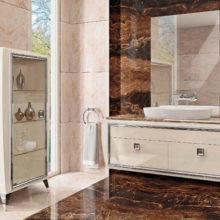 Bathroom Contemporary - Bagno Lumière - Rampoldi casa