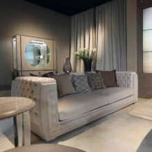 Living Contemporary - Lumière Collection a Milano Design Week 2016 - Rampoldi Casa