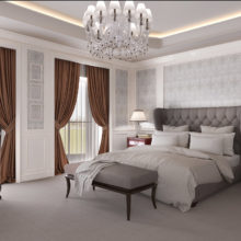 Custom Project - Bedroom - Rampoldi Casa