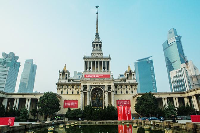 Salone del Mobile 2017 - Milano Shanghai